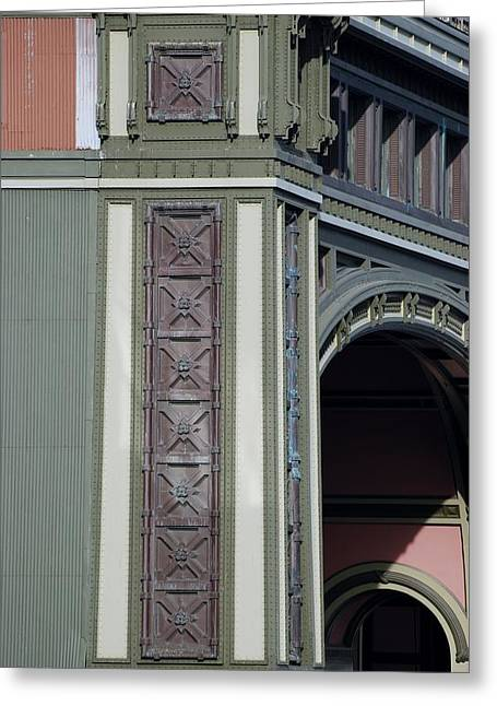Architecture Arch Greeting Card by Rob Hans