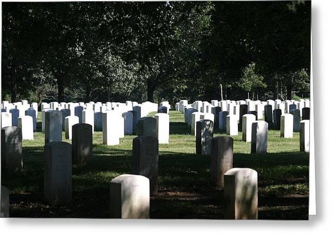 Arlington National Cemetery - 12121 Greeting Card