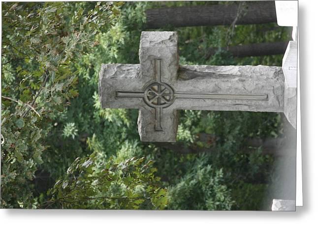 Arlington National Cemetery - 121212 Greeting Card