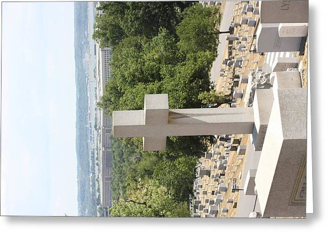 Arlington National Cemetery - 121226 Greeting Card by DC Photographer