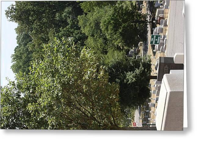 Arlington National Cemetery - 121229 Greeting Card