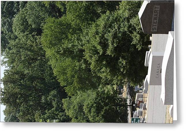 Arlington National Cemetery - 121230 Greeting Card by DC Photographer