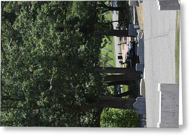 Arlington National Cemetery - 121233 Greeting Card by DC Photographer
