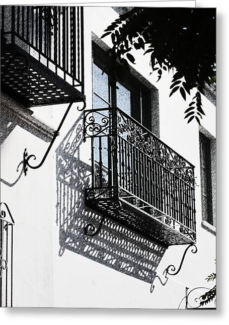 Art In Iron Greeting Card by Jeff Doubet