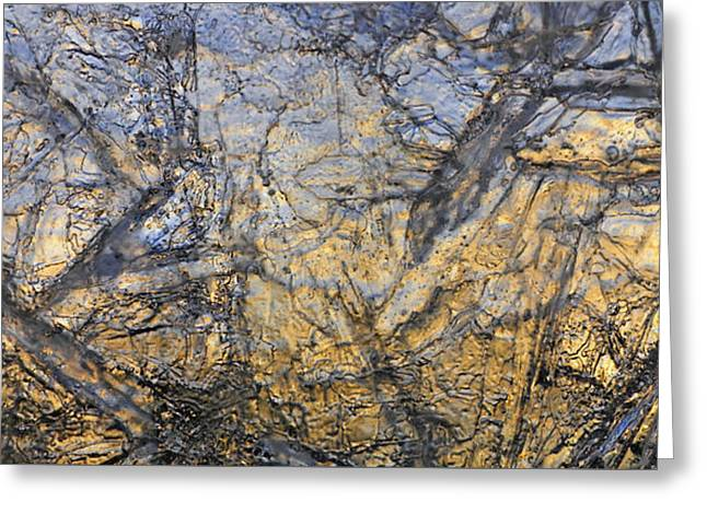 Art Of Ice 3 Greeting Card by Sami Tiainen