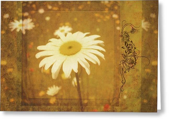 Art Of Timelessness Greeting Card by Georgiana Romanovna