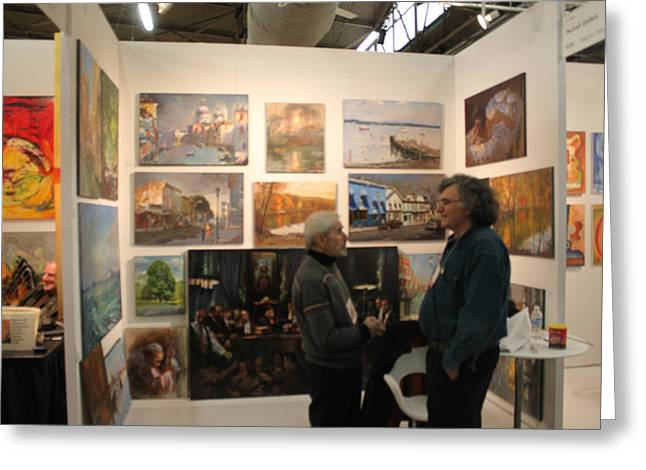 Artexpo 2011 Ny Greeting Card