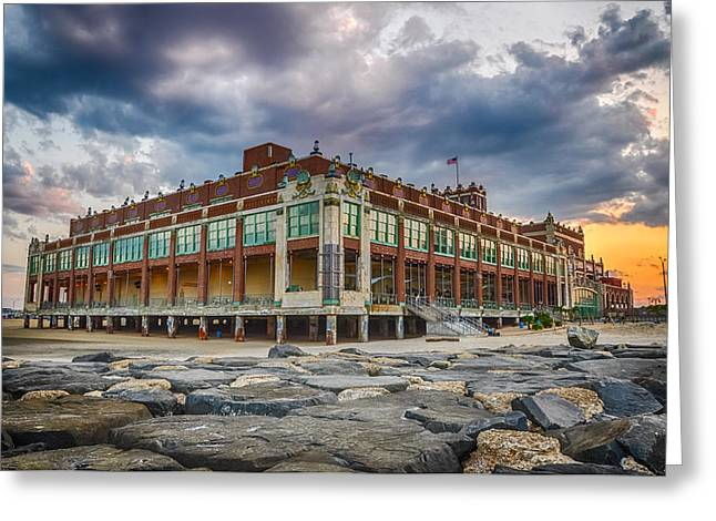 Asbury Park Greeting Card