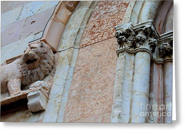 Greeting Card featuring the photograph Assisi -6 by Theresa Ramos-DuVon
