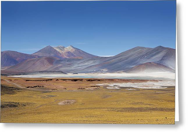 Atacama Hills Greeting Card