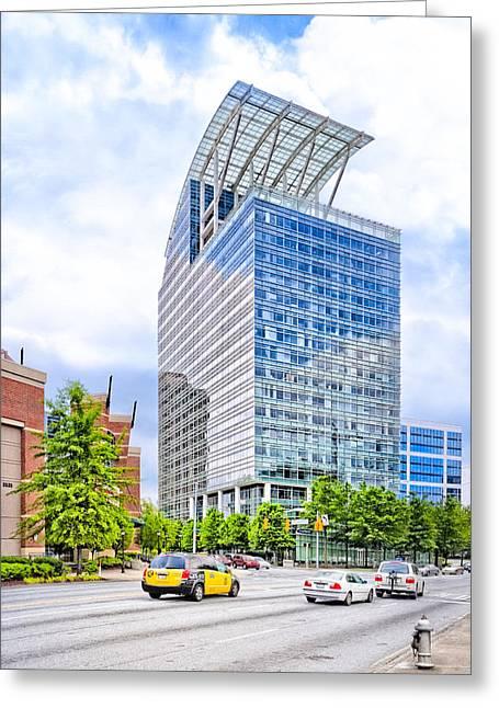 Atlanta - The Pinnacle Greeting Card