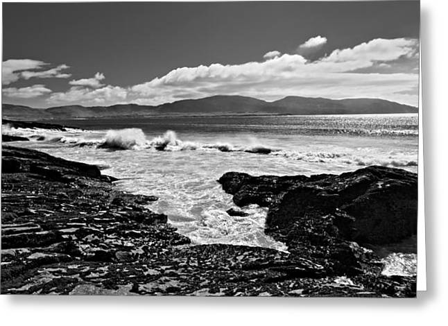 Atlantic Coast / Donegal Greeting Card