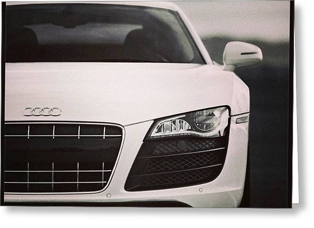 #audi #bmw #lamborghini #cars Greeting Card