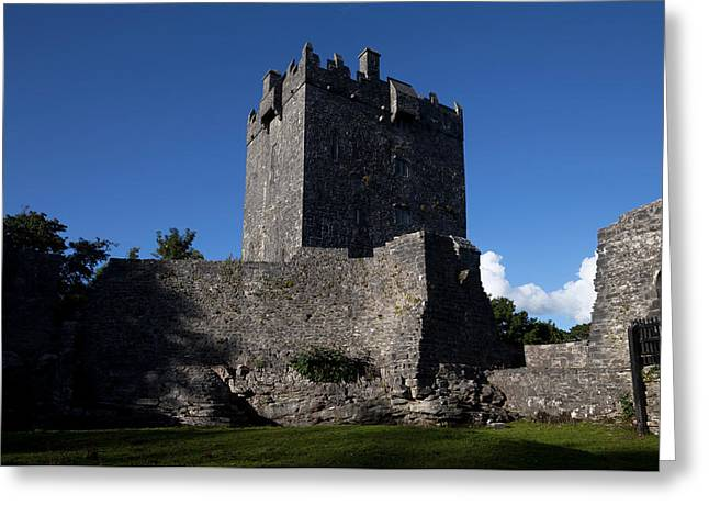 Aughnanure Castle 1490, A Late Medival Greeting Card by Panoramic Images