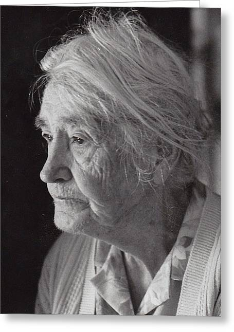 Aunt Mollie Greeting Card