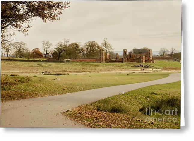 Autumn At Bradgate Park  Greeting Card
