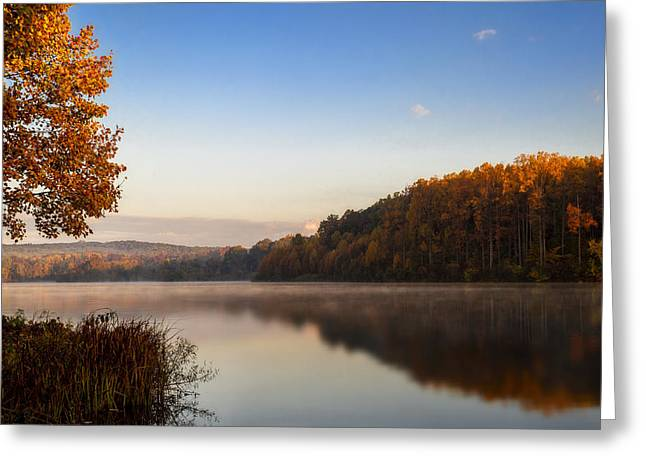 Autumn At Chambers Lake Greeting Card