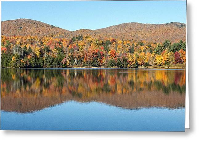 Autumn In Killington Vermont Greeting Card by Bruce Neumann