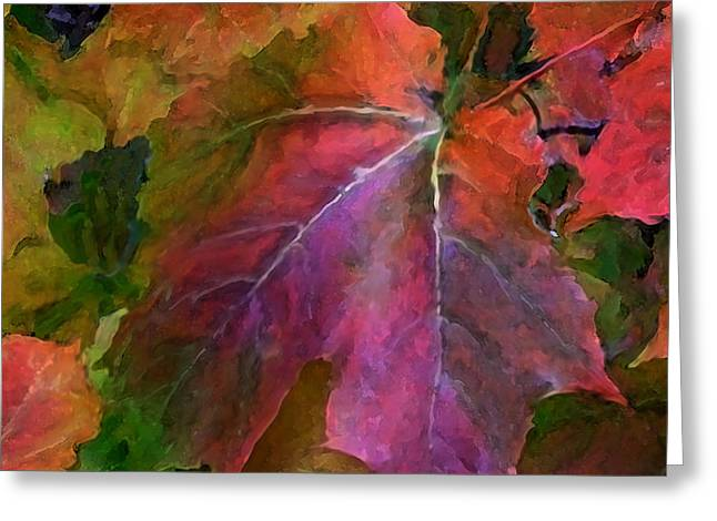 Autumn Moods 2 Greeting Card