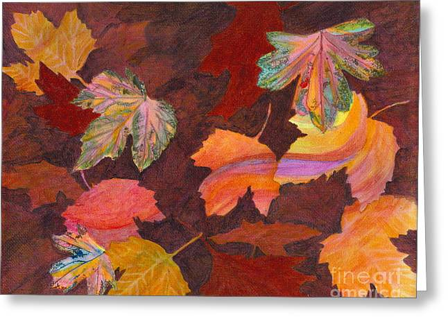 Autumn Wonder Greeting Card