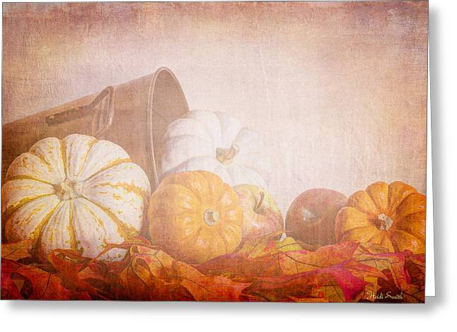 Autumn's Pick Greeting Card