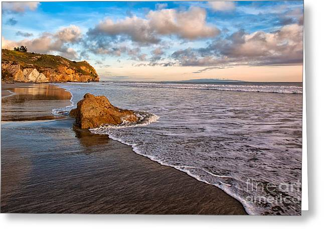 Avila Beach Greeting Card