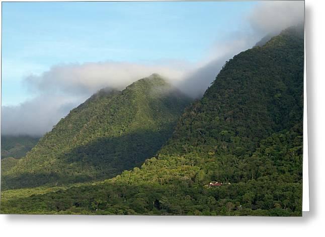 Azuero Peninsula, El Valle De Anton Greeting Card
