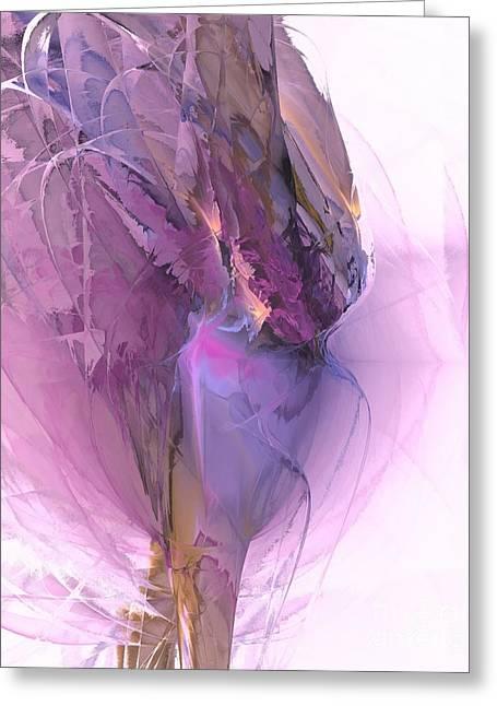 Ballerina - Marucii Greeting Card