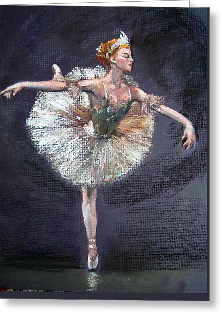 Ballet Greeting Card