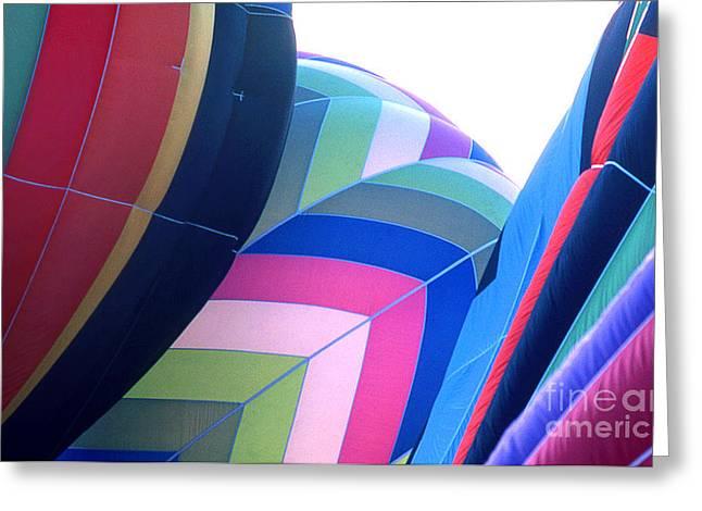 Balloon 15 Greeting Card by Rich Killion