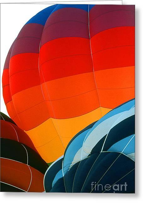 Balloon 19 Greeting Card by Rich Killion