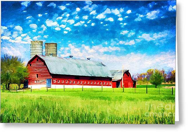 Bardstown Kentucky Greeting Card