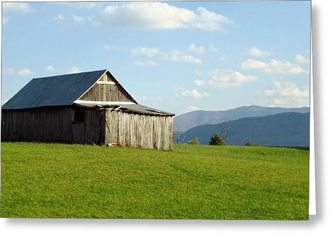 Barn #1 Greeting Card