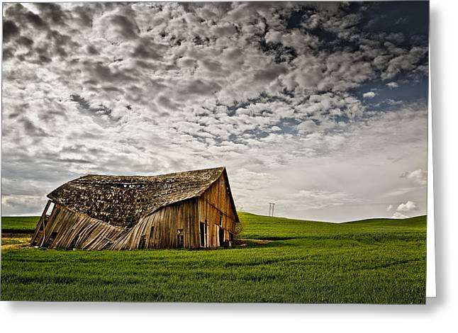 Barn No.2 Greeting Card