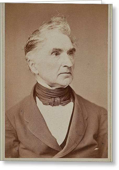 Baron Justus Von Liebig(1803-1873) Greeting Card