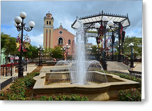 Barranquitas 5612 Greeting Card