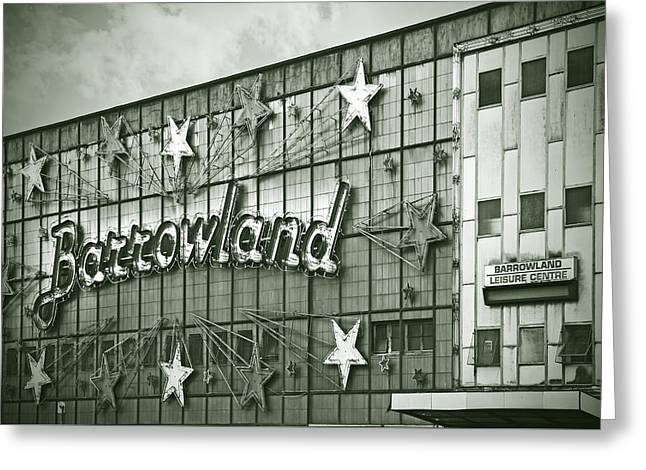Barrowland Glasgow Greeting Card