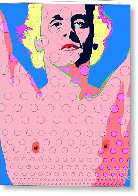 Baryshnikov Greeting Card by Ricky Sencion