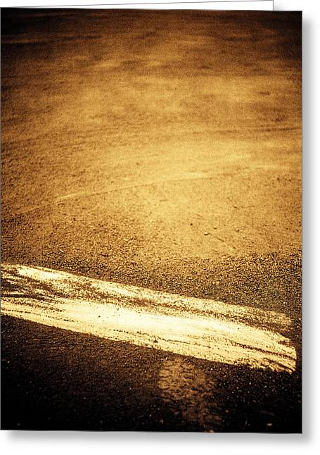 Baseball Field 17 Greeting Card by YoPedro
