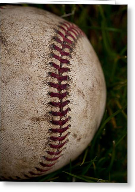 Baseball - The National Pastime Greeting Card