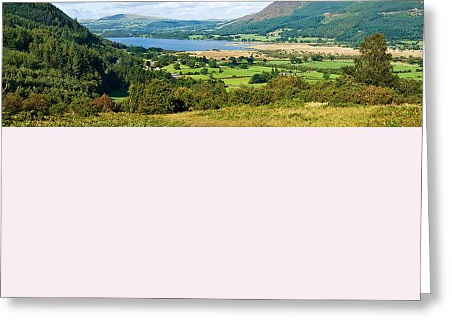 Greeting Card featuring the photograph Bassenthwaite Lake by Jane McIlroy