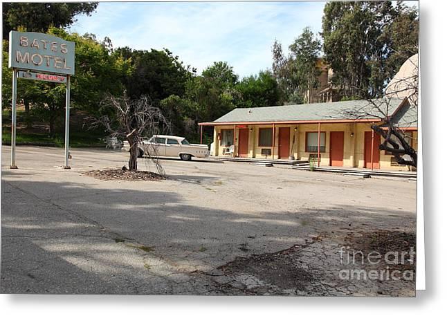 Bates Motel 5d28624 Greeting Card