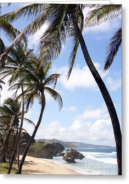 Bathsheba No17 Greeting Card