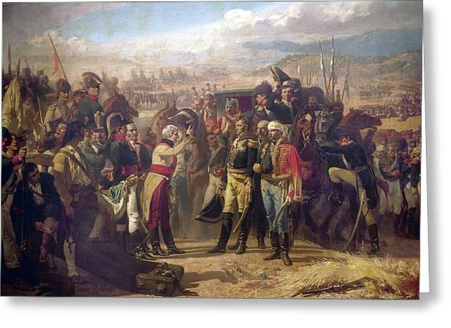 Battle Of Bailen, 1808 Greeting Card by Granger