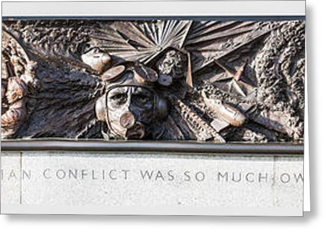 Battle Of Britain Monument London Greeting Card