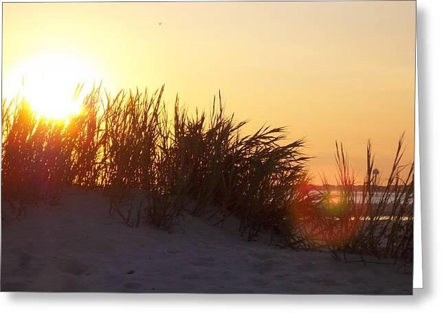 Beach #1 Greeting Card