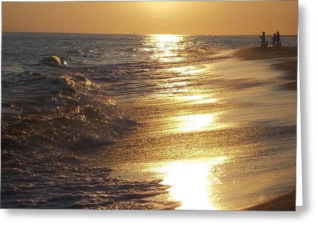 Beach #16 Greeting Card