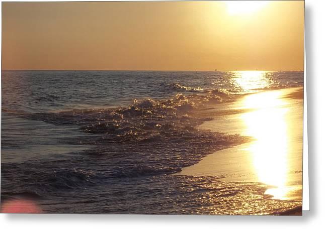 Beach #17 Greeting Card
