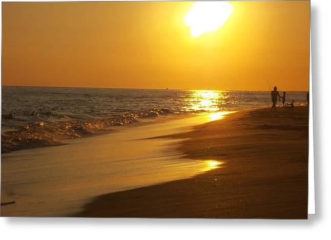Beach #18 Greeting Card