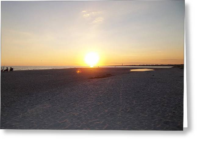 Beach #3 Greeting Card